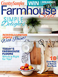 Country Sampler Farmhouse Style Spring 2021