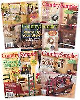 Country Sampler Primitive Bargain Pack