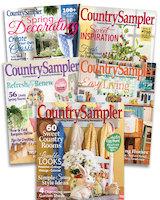 Country Sampler Spring 5-Pack
