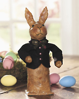 Country Bunny E-pattern