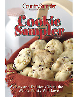 Country Sampler's Cookie Sampler Recipe Book