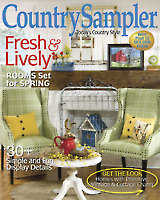 February/March 2015 Country Sampler