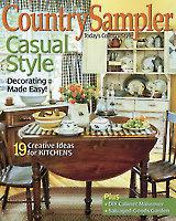 April/May 2015 Country Sampler