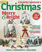 Country Sampler's Christmas 2015