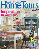 Country Sampler's Home Tours 2016