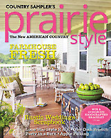 Country Sampler's Prairie Style Summer 2016