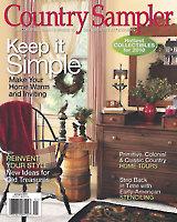 December/January 2010 Country Sampler