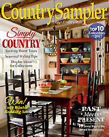 December/January Country Sampler 2017