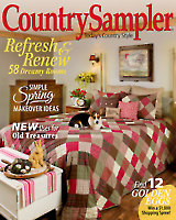 February/March Country Sampler 2017