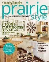 Country Sampler's Prairie Style Summer 2017
