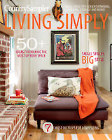 Country Sampler Living Simply 2017