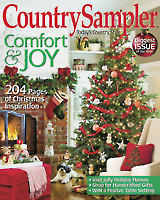 October/November 2014 Country Sampler