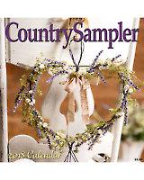 2018 Country Sampler Calendar