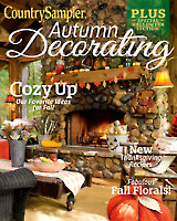 Country Sampler Autumn Decorating 2018