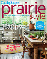 Country Sampler Prairie Style Autumn 2018