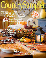 August/September Country Sampler 2018