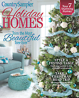 Country Sampler Holiday Homes 2018