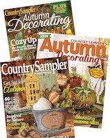 Country Sampler Autumn Bargain Pack