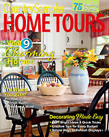 Country Sampler Home Tours 2019