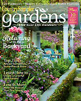 Country Sampler Gardens Spring 2019