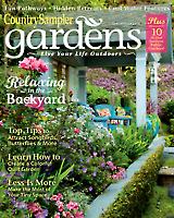 Country Sampler Gardens Spring 2019