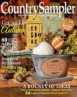 Country Sampler August/September 2019