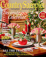 Country Sampler October/November 2019