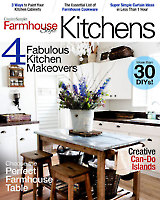 Country Sampler Farmhouse Style KITCHENS