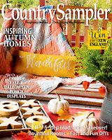 Country Sampler September 2020