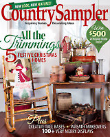 Country Sampler November 2020