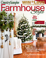 Country Sampler Farmhouse Style Holiday 2020