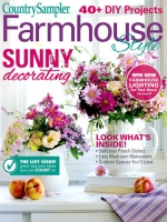 Country Sampler Farmhouse Style Summer 2021