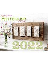 2022 Farmhouse Style Calendar