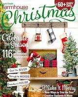 Country Sampler Farmhouse Christmas 2021