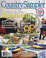 June/July 2011 Country Sampler