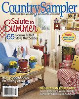 June/July 2012 Country Sampler