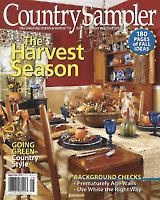 August/September 2012 Country Sampler