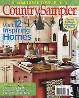 Country Sampler's Home Tour Edition 2012