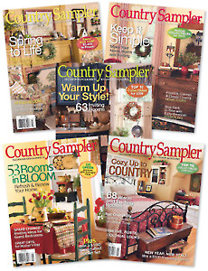 Country Sampler Primitive Bargain Pack