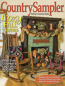 August/September 2015 Country Sampler