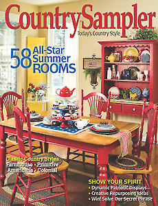 June/July 2016 Country Sampler