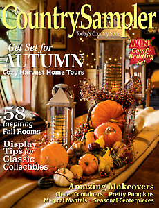 August/September 2016 Country Sampler