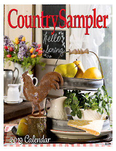 2019 Country Sampler Calendar