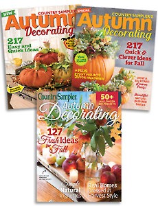 Autumn Decorating Bargain Pack