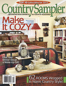December/January 2013 Country Sampler