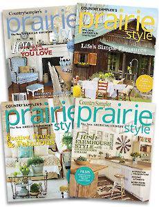 Prairie Style Bargain Pack