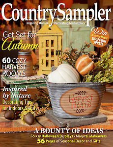 Country Sampler August/September 2019
