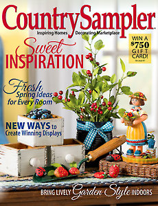 Country Sampler April/May 2020