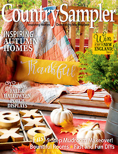 Country Sampler September 2020