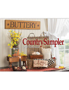 2021 Country Sampler Calendar